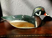 Herters 1893 Wood duck decoy cabin lodge decor
