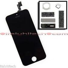 LCD SCREEN DISPLAY RETINA ORIGINALE PER IPHONE SE A1662 / A1723 NERO + RICAMBI