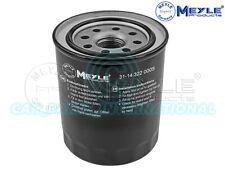 Meyle Filtro De Aceite, atornillable Filtro 31-14 322 0005