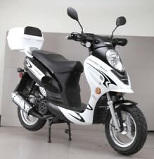 New ListingBrand New 150cc Challenger Sport Moped Scooter