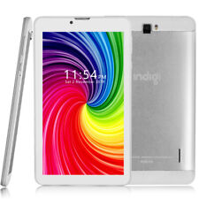 """7.0"""" 4G LTE Fastest Quad-Core White Android 9.0 Tablet PC HDMI Google Play Store"""