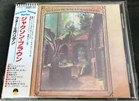 Jackson Browne - FOR EVERYMAN - Japan CD - 20P2-2079 - Warner 1988 - OBI - NM!