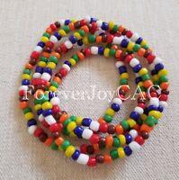 Osain Ozain Eleke Collar Santeria Lucumi Orisha Spiritual Beaded Necklace Ileke