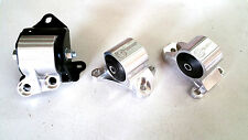 INNOVATIVE Billet Swap Motor Mount Kit CIVIC 96-00 B16 B18 D15 D16 2-Bolt (75A)
