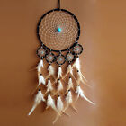 "Handmade Dream Catcher Net Feather Bead Hanging Decoration Ornament 29.5"" Gift"