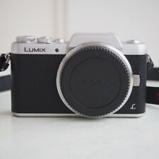 Panasonic LUMIX DMC-GF7 16,0 MP Digitalkamera, nur Gehäuse