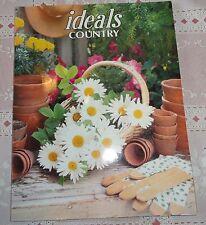 Ideals Magazine -  COUNTRY Issue Volume. 57 No. 3