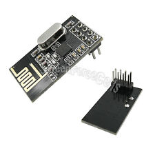 1Pza NRF24L01+ 2.4ghz si24r1 Antena inalámbrico módulo transmisor para Arduino