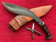 Gurkha Panawal Tin Chira 3 Fuller Khukuri Khukri Kukri Knife 12 Inch Full Tang