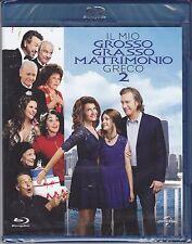 Blu-ray **IL MIO GROSSO GRASSO MATRIMONIO GRECO 2** nuovo 2016