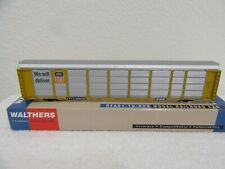 HO Walthers 932-4860 UP Union Pacific We Will Deliver Auto Carrier Rack 900342