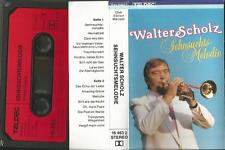 MC Kassette Walter scholz ( Sehnsuchts Melodie ) Club Edition 1986