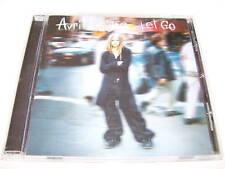 Avril Lavigne - let go ( cd 2002 )