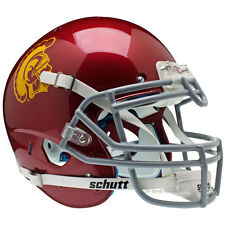 USC TROJANS SCHUTT XP AUTHENTIC FOOTBALL HELMET