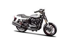 Harley Davidson 2011 XR 1200 X weiß 1:18 Modelo De Motocicleta diecast