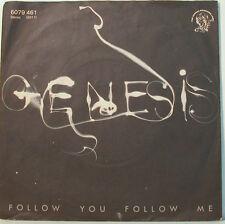 "GENESIS - FOLLOW YOU FOLLOW ME - 7""SINGLES (F786]"