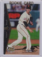 Tim LINCECUM ROOKIE CARD San Francisco Giants 2007 Upper Deck SP Baseball RC