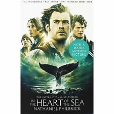 NATHANIEL PHILBRICK __ IN THE HEART OF THE SEA _ BRAND NEW  ___ FREEPOST UK