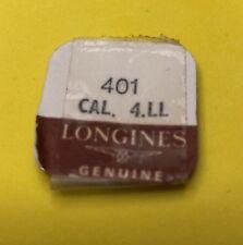 Nos Longines Winding Stem Cal.4Ll Part 401 Watch Parts Repair Restore Swiss New