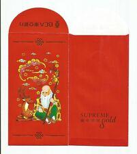 BANK of EAST ASIA (BEA) HONG KONG  ANG POW RED PACKET x 2pcs