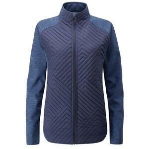 Ping Ladies Women's Star Quilted Sensorwarm Hybrid Golf Jacket Size: 12