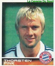 341 THORSTEN FINK DEUTSCHLAND FC BAYERN MÜNCHEN STICKER BUNDESLIGA 2001 PANINI