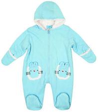 Manteau de neige bleu pour garçon de 0 à 24 mois