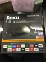 FAST SHIPPING Roku 4670RW Ultra 4K/HD/HDR Streaming Media Player