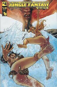 Jungle Fantasy Secrets # 4 Regular Cover !!!  Avatar Press !!   NM