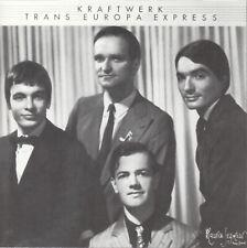 Kraftwerk - Trans Europa Express CD 1994 Electronic Electro