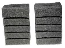 Aquael PAT MINI aquarium filter spare dense sponge 2 pack