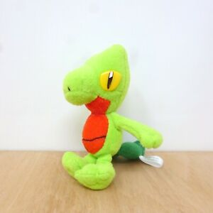 Official Pokemon Bandai 2004 - Treecko Friends Plush Soft Toy Japan Import 4.5""