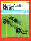 Morris, Austin & MG 1100 Pearson's Owner's Handbook from 1962 onwards.