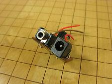 OPTIMUS 12-808 Portable AM/FM/SW/WX PLL Radio REPAIR PART- Headphone & DC Jack