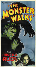 The Monster Walks 1932 Rex Lease, Vera Reynolds Horror Mystery DVD