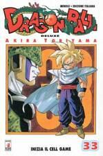 manga STAR COMICS DRAGON BALL DELUXE numero 33