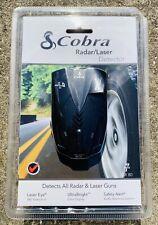 New listing Cobra Ssr 80 9-Band Radar / 360° Laser Eye Detector New!