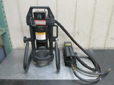 New listing Gates MobileCrimp 4-20 Hydraulic Hose Crimping Machine Crimper w/Pneumatic Pump