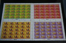 2017 China Hong Kong CNY Year of the Rooster / Cock Stamps Full Sheet MNH