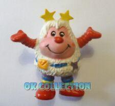 PERSONAGGIO IRIDELLA RAINBOW BRITE vintage anni '80 in PVC alto circa 5 cm (c)