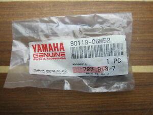Yamaha Marine 90119-06M52 Genuine OEM Outboard Transom Mount Bolt