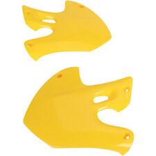 UFO Carenado Fresco Amarillo Spoiler Del Tanque Suzuki RM 125 250 99-00