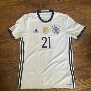 2016 Germany Jersey World Cup Marco Reus