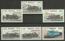 MONACO/ Eisenbahn MiNr 896/901 **