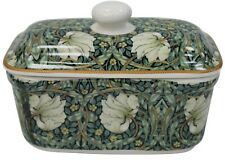 Leonardo Collection Fin Chine Beurrier Floral William Morris Pimpernel