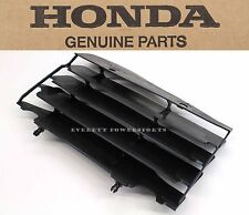New Genuine Honda Right Radiator Grill 06-08 CRF450 R OEM Louver #S195