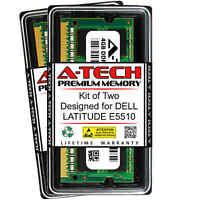 8GB 2x 4GB PC3-8500 DDR3 1066 MHz Memory RAM for DELL LATITUDE E5510