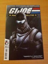 G.I. Joe: America's Elite #16 ~ NEAR MINT NM ~ (2006, Devil's Due Publishing)