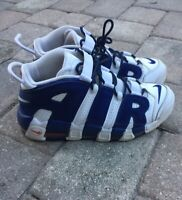 Nike Air More Uptempo '96 Men's Size 11 NY Knicks 33 Pippen 921948-101