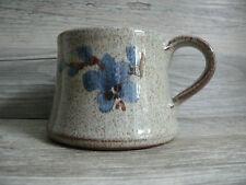 Taper Candle Holder Old Time Pottery Salt Glaze Winthrop WA 1998 Floral